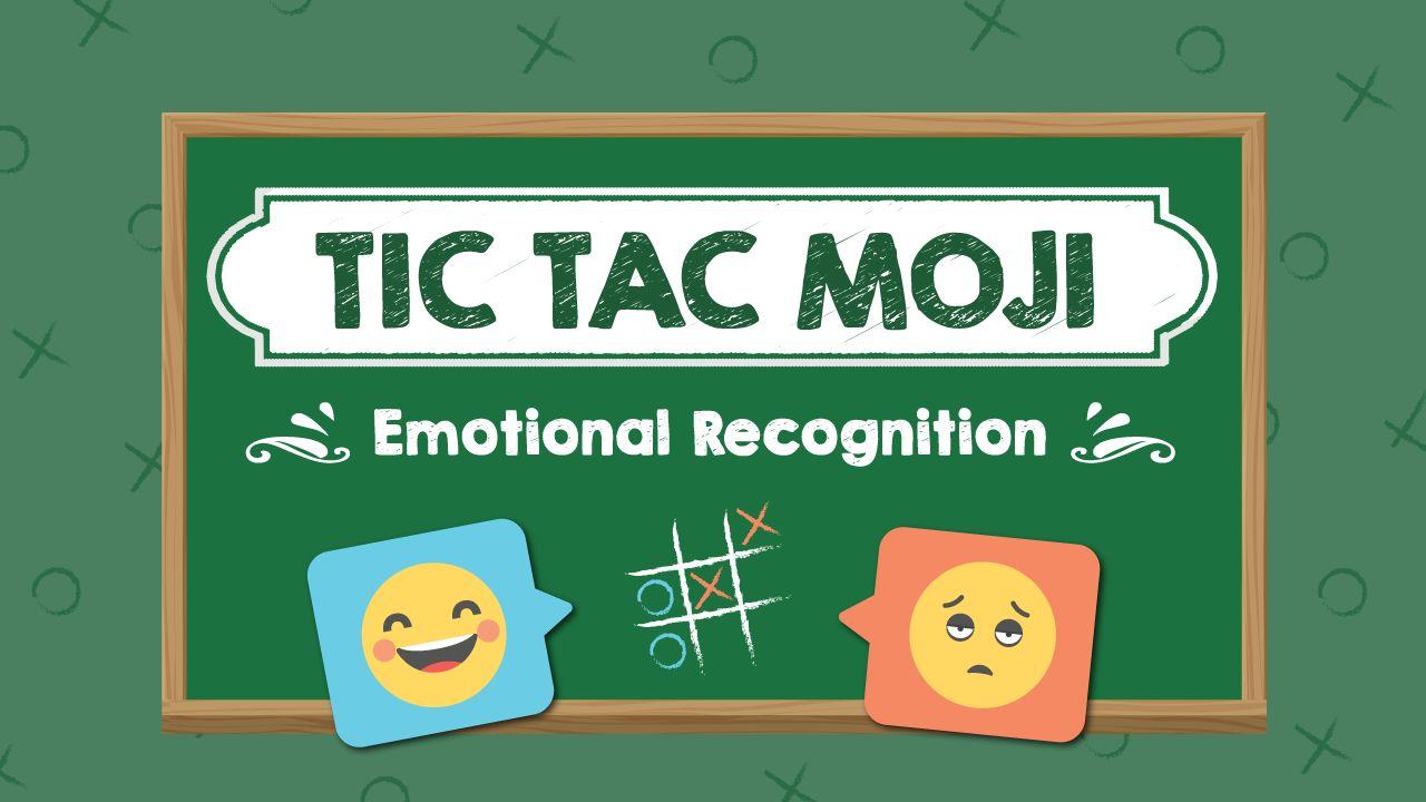 Tic Tac Moji - Emotional Recognition