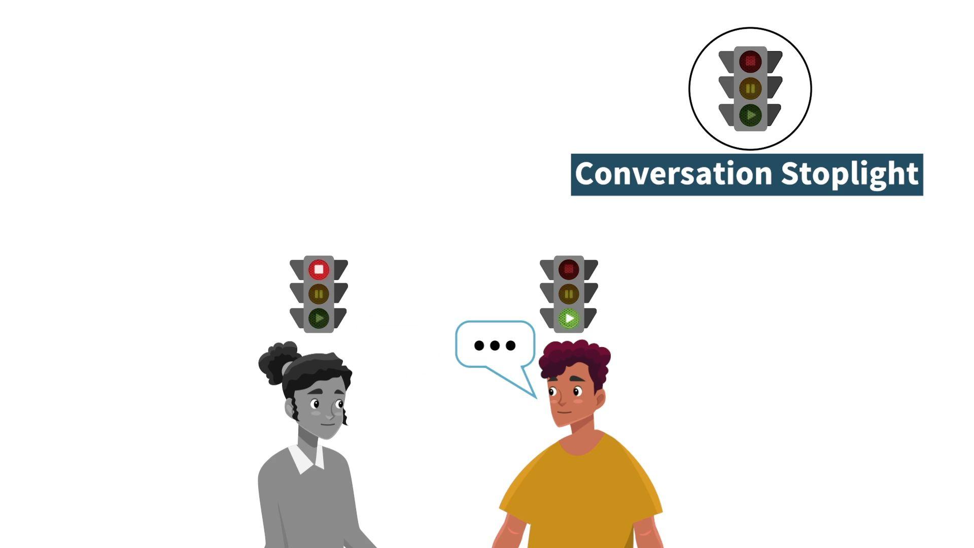 Conversation Stoplight Introduction