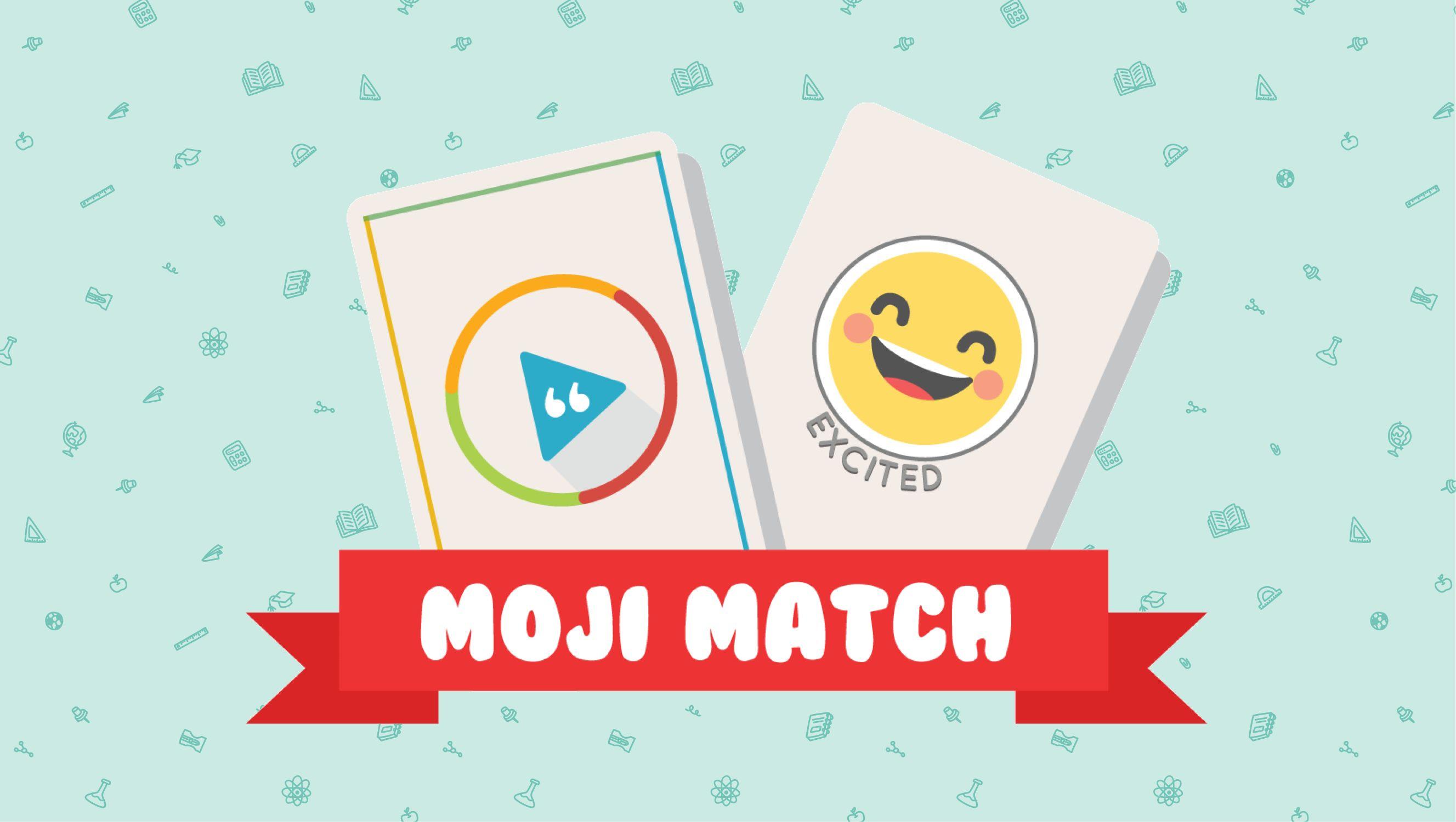 Flip N' Match: Moji Match