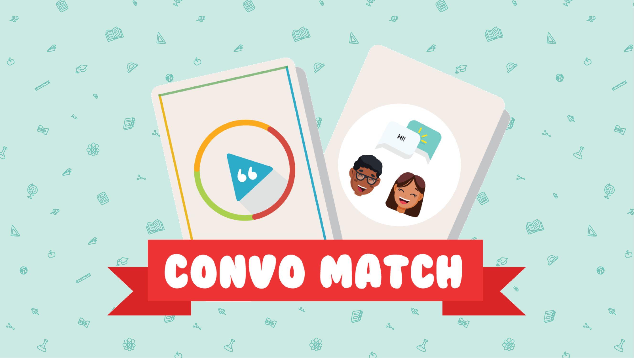 Flip N' Match: Convo Match