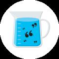 Conversation Measuring Cup