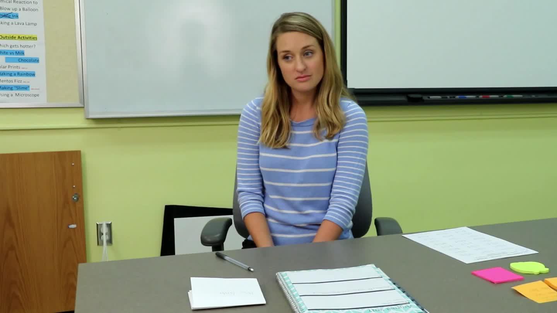 Correcting a Teacher