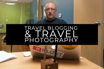 Travel Blogging Photography