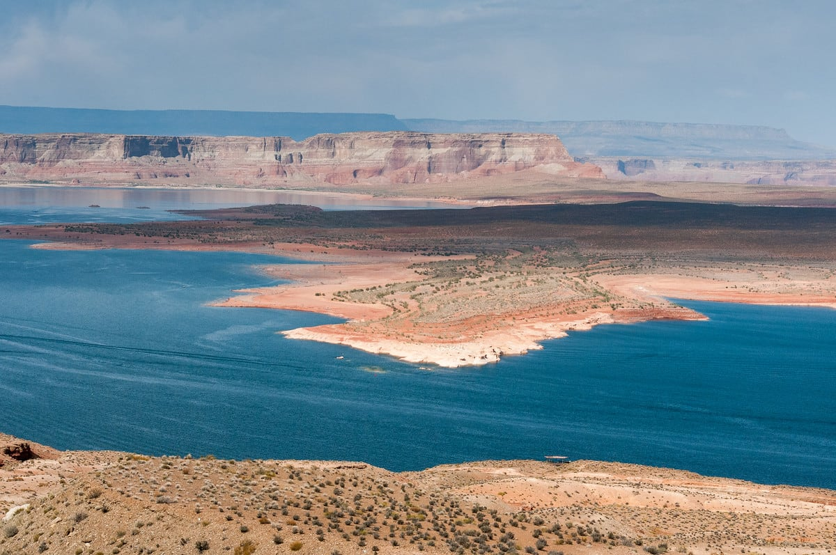 Glen Canyon National Recreation Area, Utah