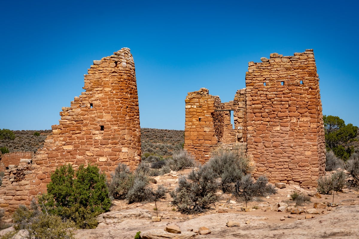 Hovenweep National Monument, Utah