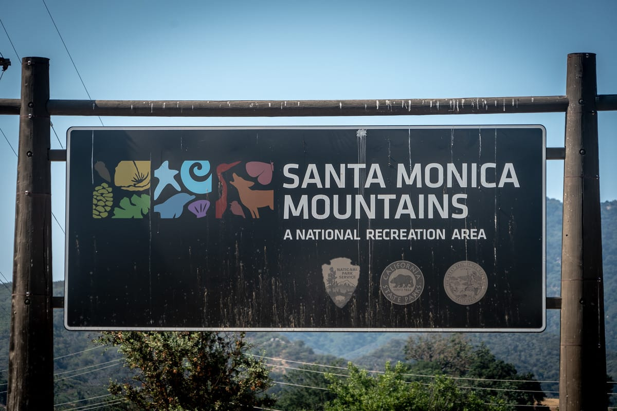 Santa Monica Mountains National Recreation Area, California