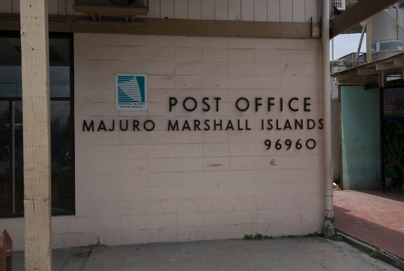 The Marshall Islands Used to be a US Territory