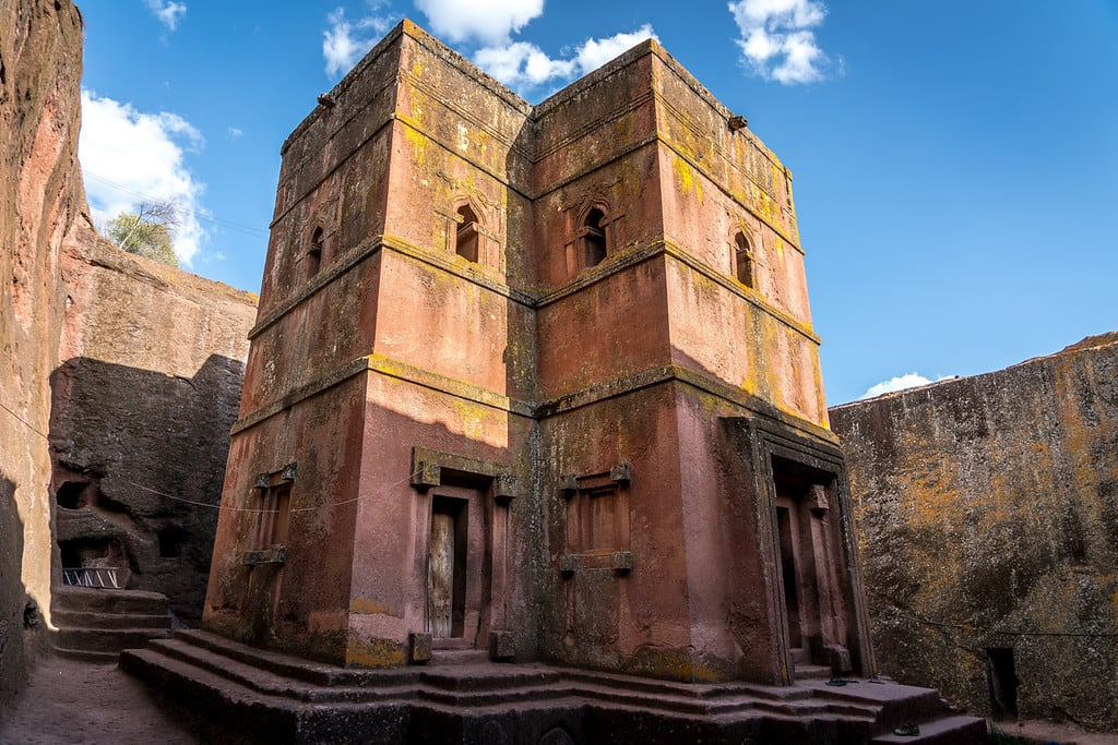 UNESCO World Heritage Sites in Ethiopia