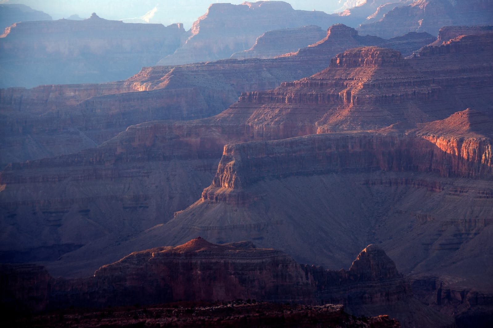 World Heritage Sites in the US