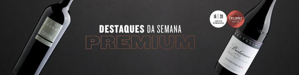 Campanha Destaques Semana Premium