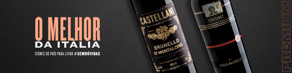 Campanha Melhor Italia Premium