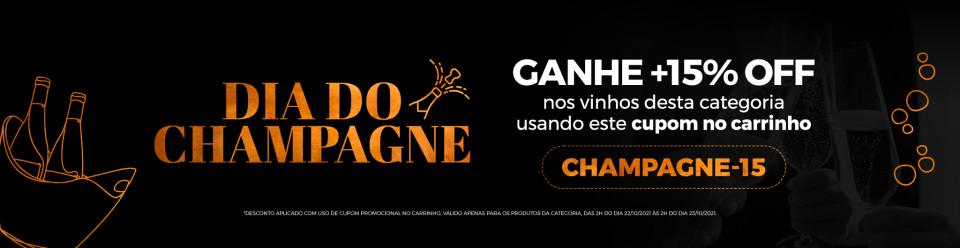 Campanha Dia do Champagne