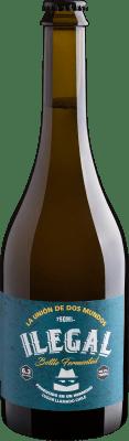 Botão para comprar cerveja de vinho maltado Ilegal Vinho Maltado