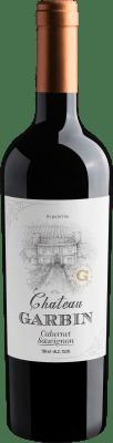 Botão para comprar vinho tinto Chatêau Garbin Cabernet Sauvignon