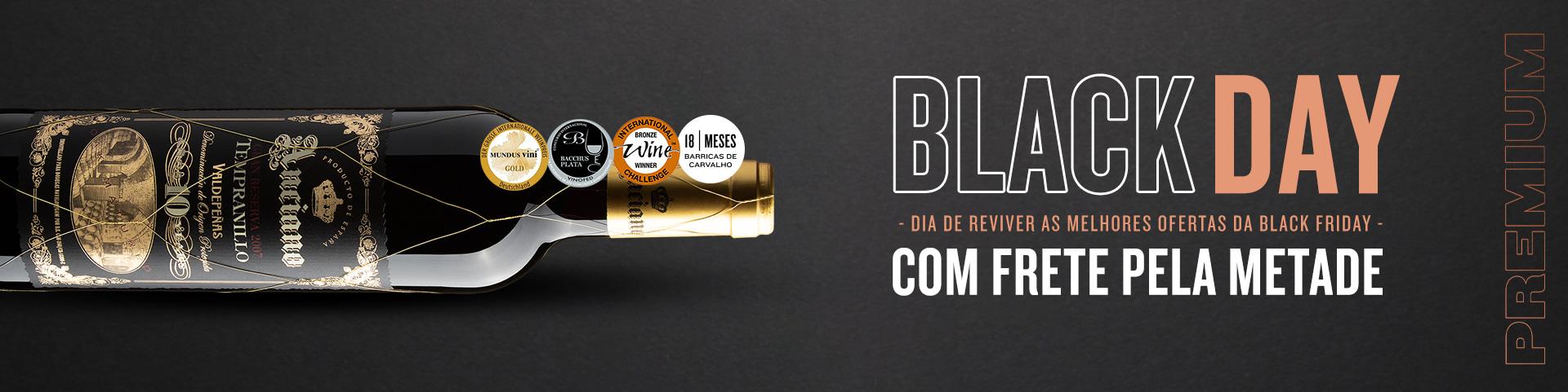 Campanha Black Day Premium