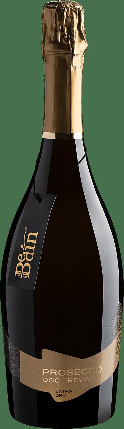 Vinho Espumante Branco - Bedin Prosecco Extra Dry Treviso DOC VSAQ Glera - Itália