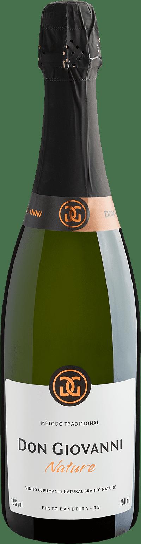 Vinho Espumante Branco - Don Giovanni Nature - Brasil