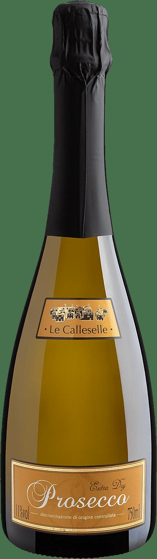 Vinho Espumante Branco - Le Calleselle Extra Dry Prosecco di Treviso DOC Glera - Itália