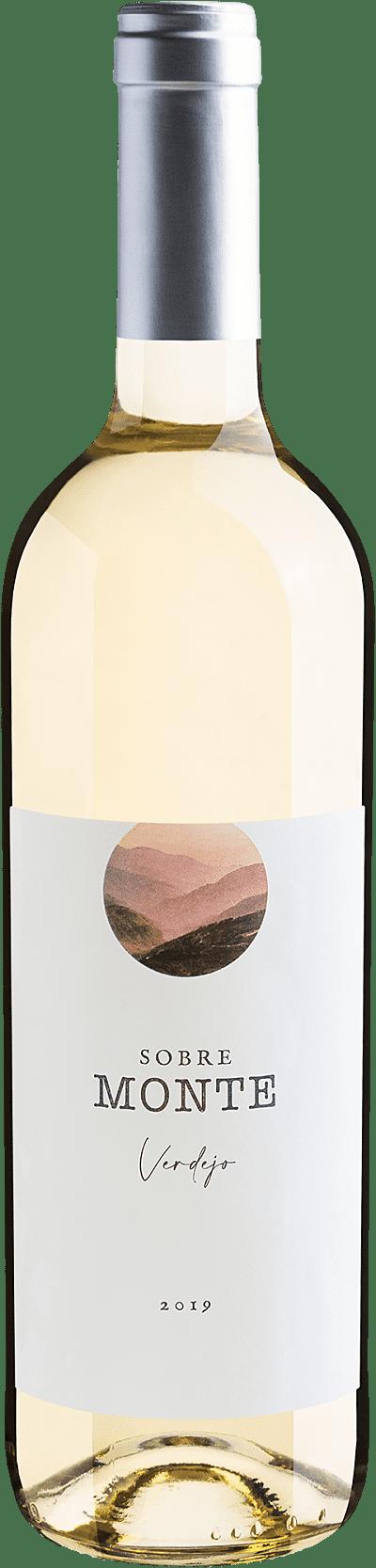 Vinho Branco - Sobre Monte Verdejo 2019 Verdejo - Espanha