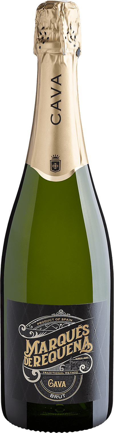 Vinho Espumante Branco - Marqués de Requena Cava Brut Macabeo - Espanha