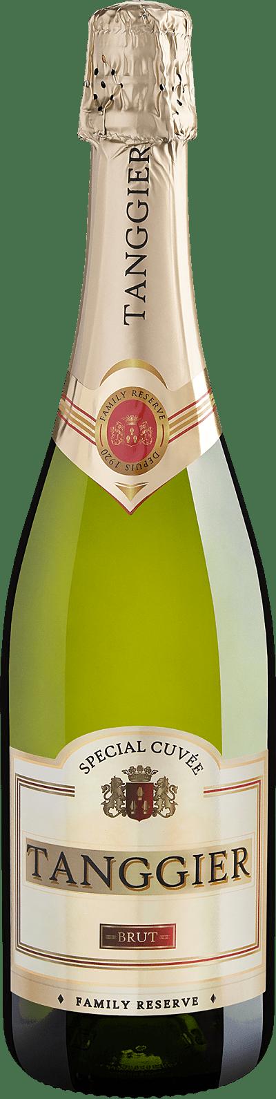 Vinho Espumante Branco - Tanggier Brut - Espanha