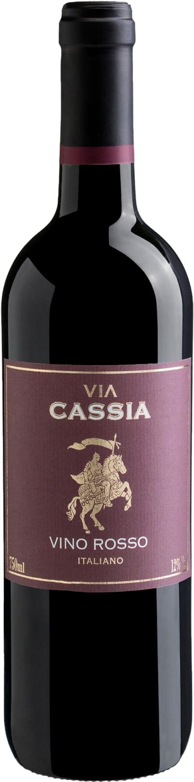 Via Cassia Vino Rosso