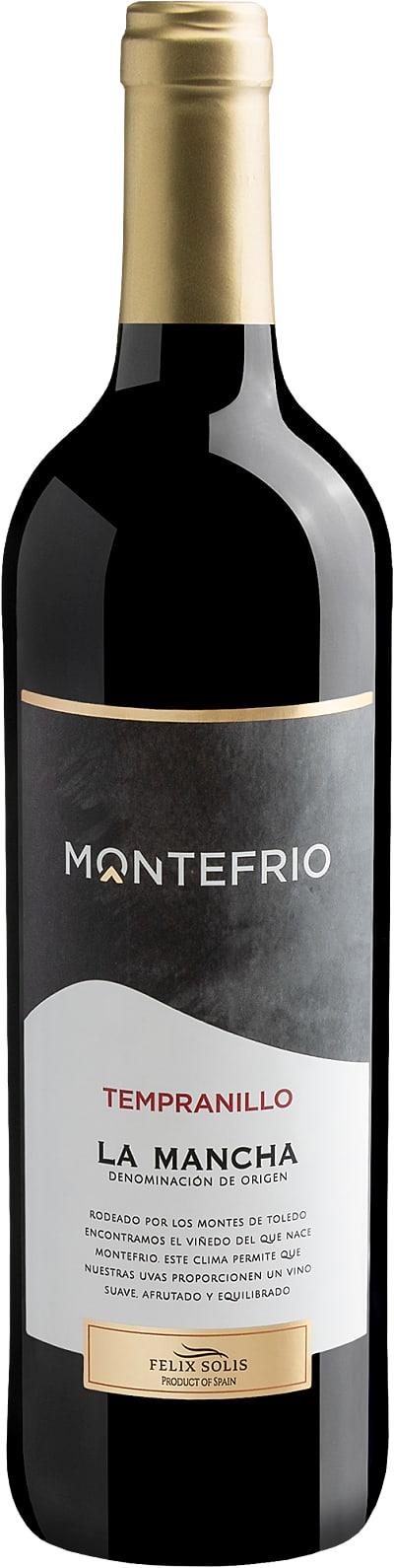 Montefrio Tempranillo La Mancha D.O.