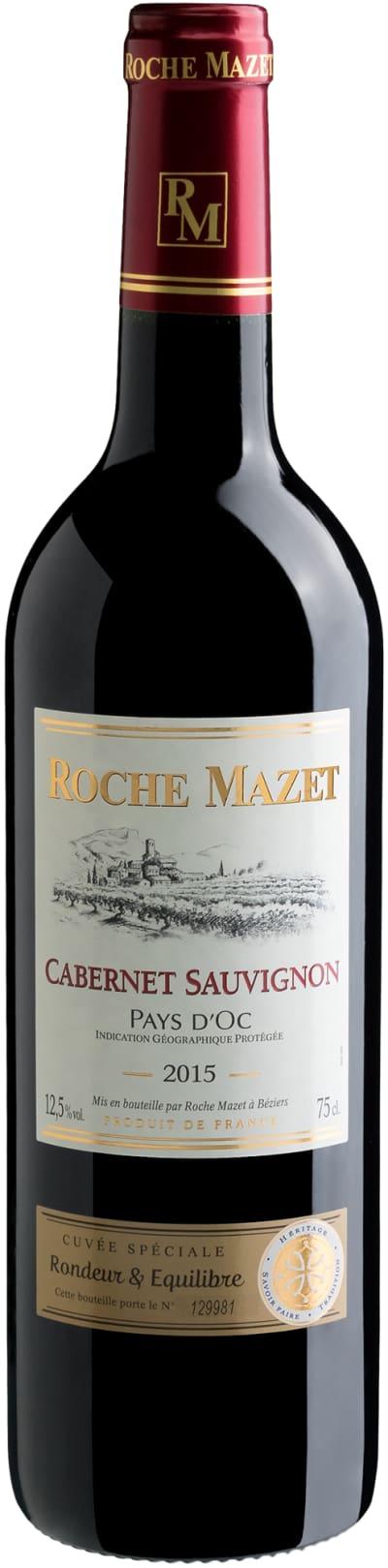 Roche Mazet Cabernet Sauvignon 2015