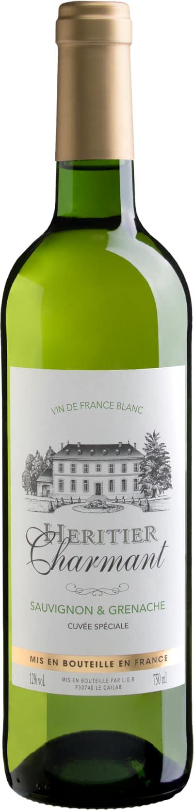 Héritier Charmant Cuvée Speciale Blanc 2016