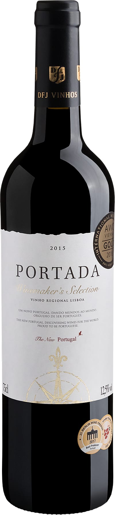 Portada Winemaker's Selection 2015