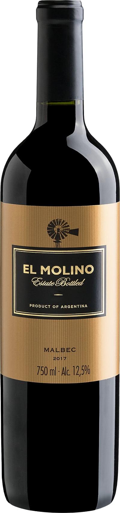 El Molino Malbec 2017
