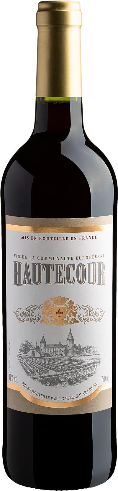 Hautecour Rouge 2016