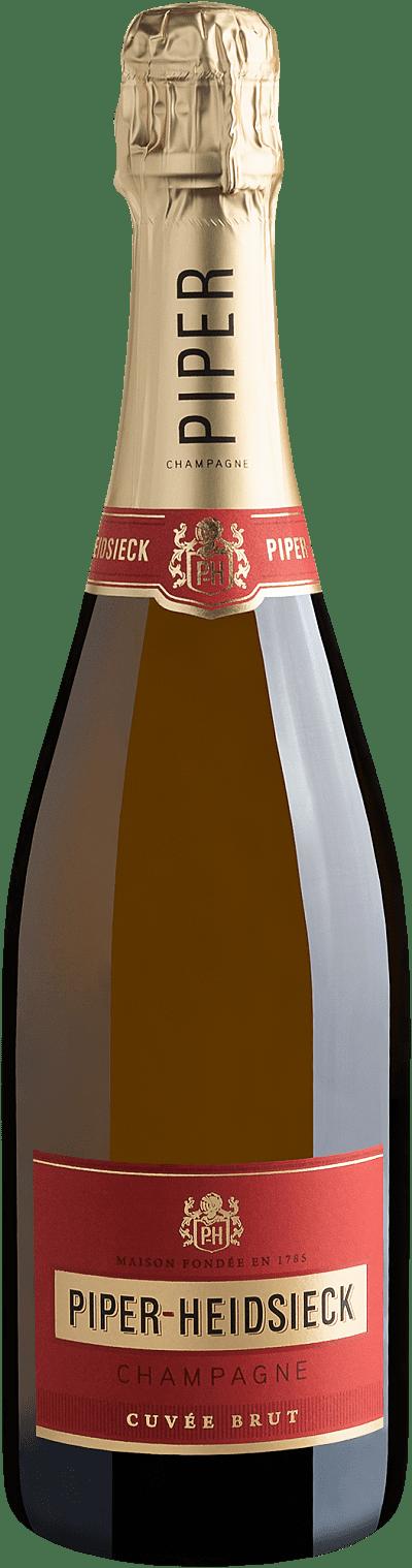 Vinho Espumante Branco - Champagne Piper-Heidsieck Cuvée Brut - França