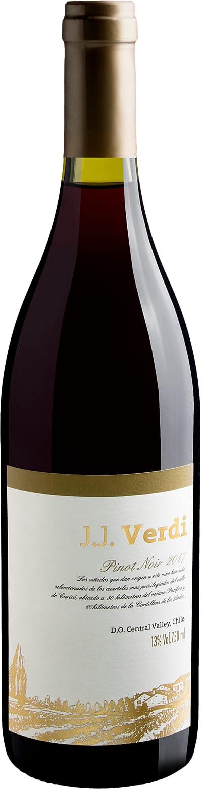 J.J. Verdi Pinot Noir 2017
