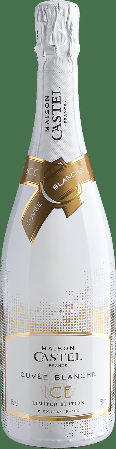 Vinho Espumante Branco - Maison Castel Cuvée Blanche Ice Limited Edition - França