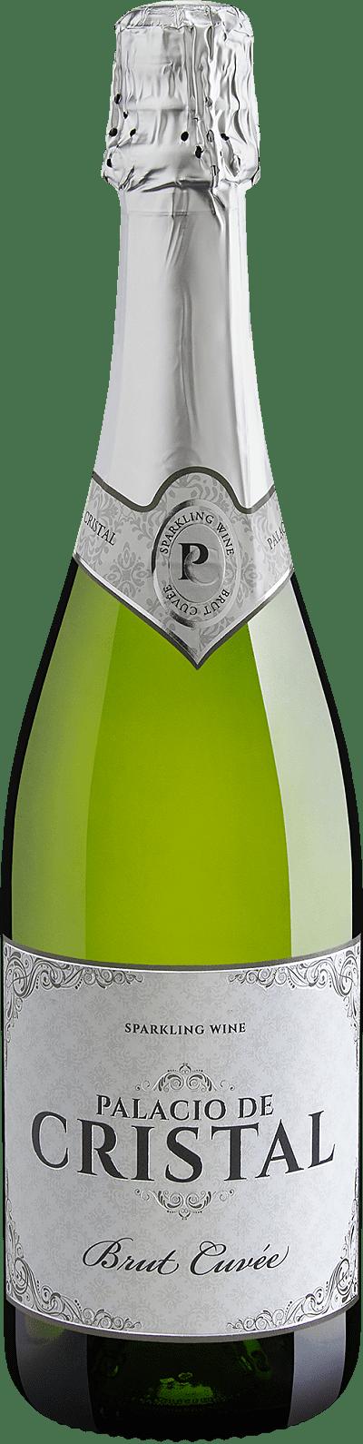 Vinho Espumante Branco - Palacio de Cristal Brut Cuvée - Espanha