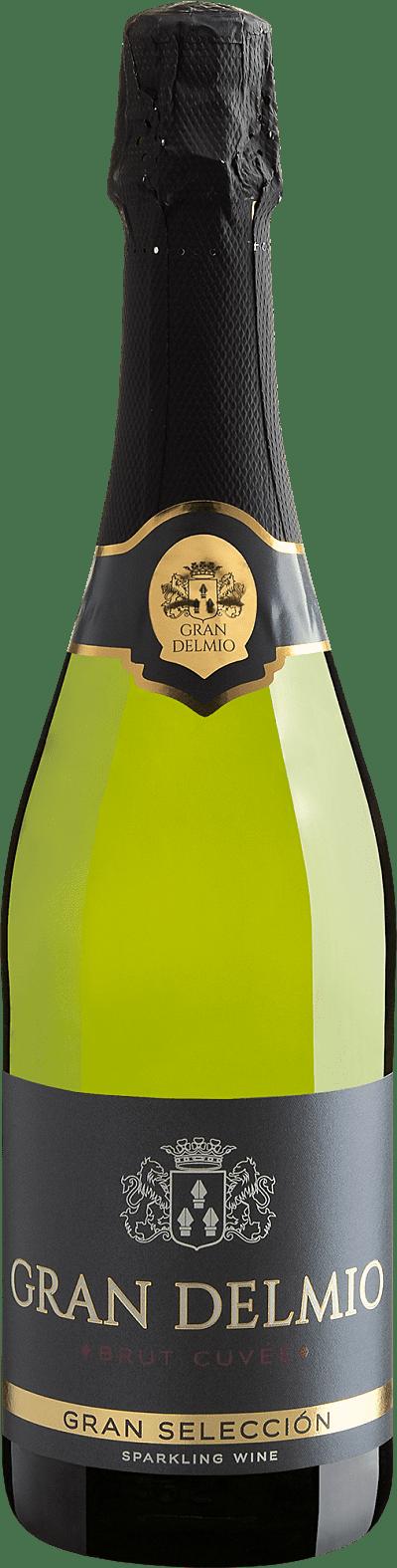 Vinho Espumante Branco - Gran Delmio Gran Selección Brut Cuvée - Espanha