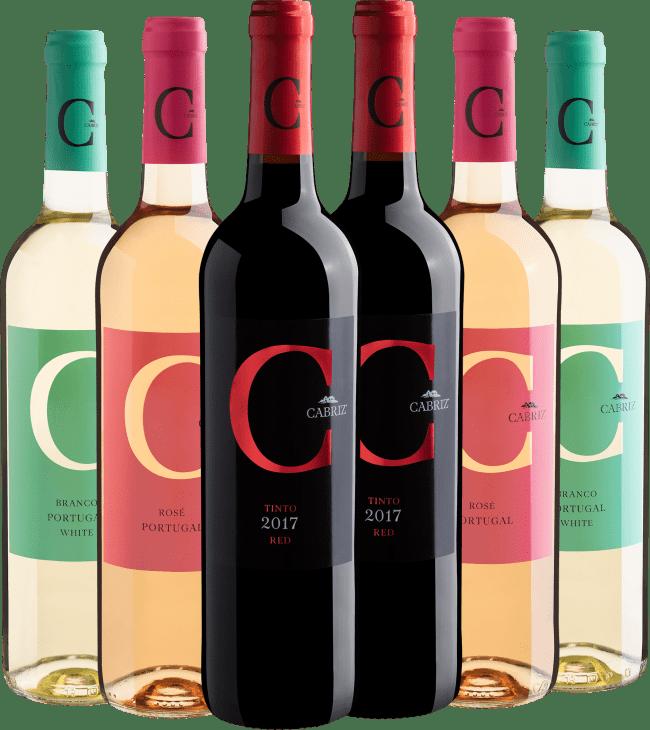 Sexteto Seleção C de Cabriz | R$54,90 por garrafa - Portugal