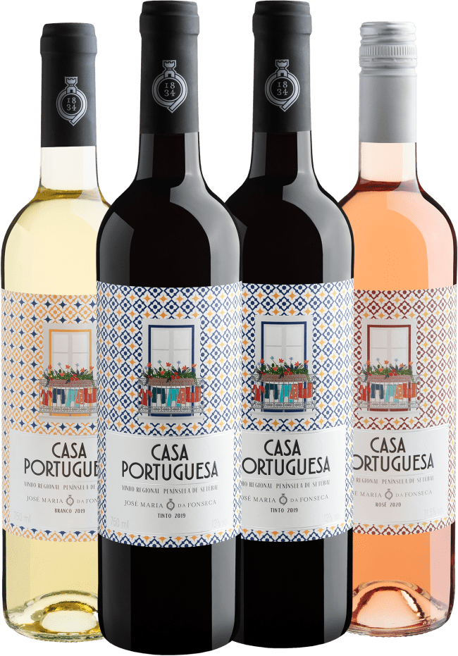 Kit Seleção Casa Portuguesa - Portugal