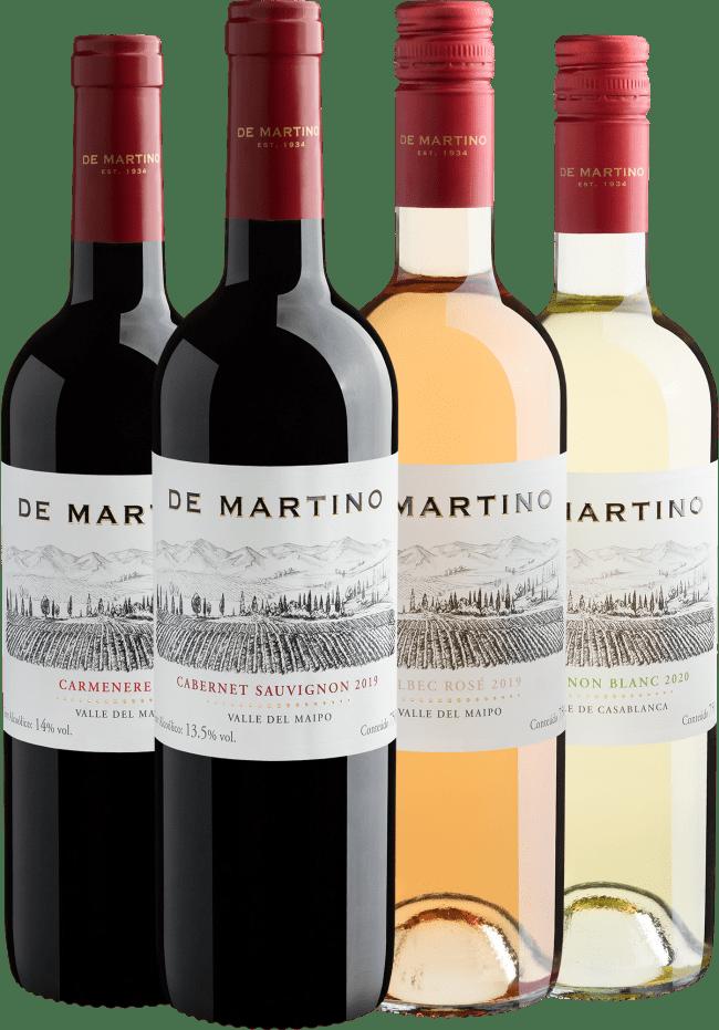 Quarteto De Martino - Chile