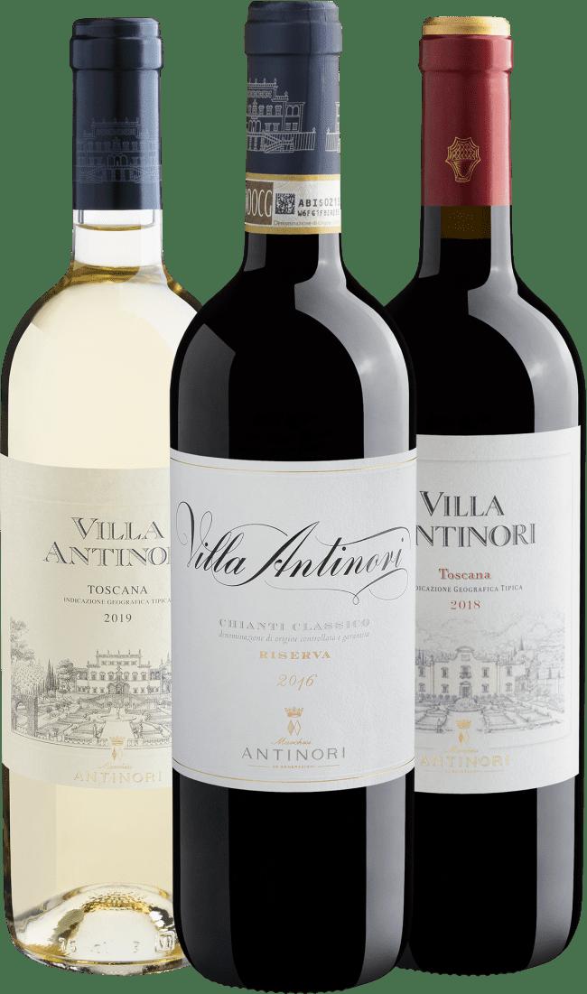 Kit Villa Antinori - Itália
