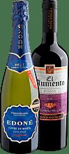 Correcao Lote Clube Red Abril Aquisicao - 2 garrafas