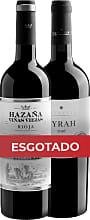 Lote V2 - Clube Black Maio - 2 garrafas - 50%