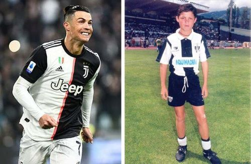 Cristiano Ronaldo was once despised, valued by just a ball and a shirt