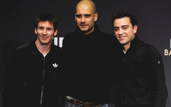 "Hot lunch 18/4 football news: Xavi wants to become ""Pep Guardiola II"""