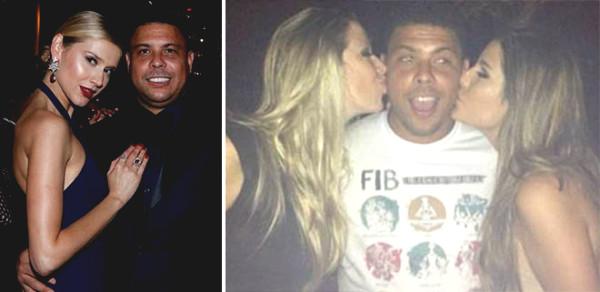 """Fat"" Ronaldo storytelling ""love"" before each game to flourish on grass"