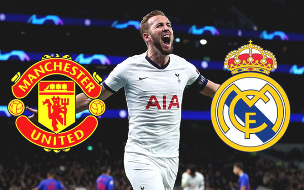 Tottenham's Harry Kane disagree to be sold to Manchester United, Real Coliseum surprise