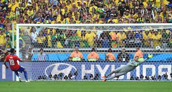Unique Shootout style history: It will apply in the World Cup?