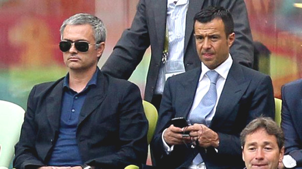 Mourinho decided to defeat Manchester United as