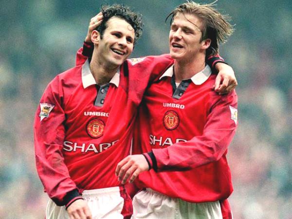 Beckham chose MU dream team: bad defense, best midfielders